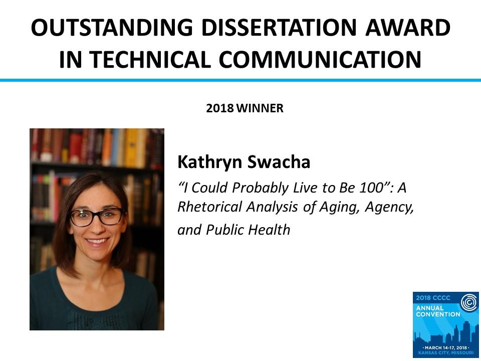 cccc dissertation award
