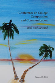 2015 CCCC Convention Program Cover